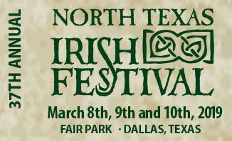 2019 North Texas Irish Festival